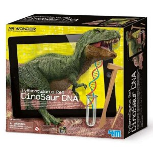 Dinosaur DNA Tiranossauro Rex - Brinquedo Educativo
