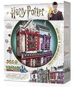 Harry Potter: Artigos de Qualidade para Quadribol e Apotecário.