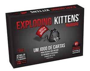 Exploding Kittens Proibidão