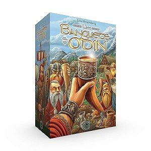 Um Banquete a Odin + Mini Expansão + Sleeves (Pré-venda)