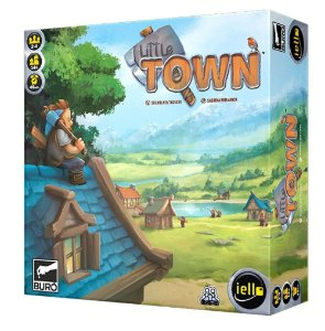 Little Town + Promo + Recursos 3D+ sleeves