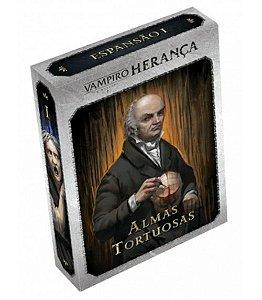 Vampiro – Herança – Exp. 1 – Almas Tortuosas