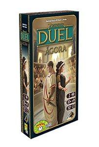 7 Wonders Duel: Ágora (Expansão)