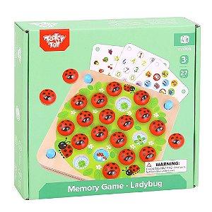 Jogo da Memória Ladybug