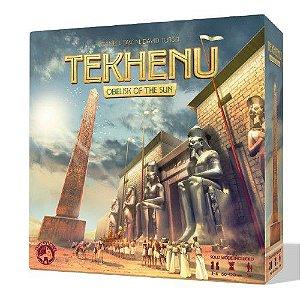 Tekhenu - Obelisco do Sol + Brinde (4 Porta Componentes Genérico)