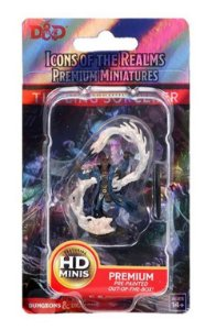 Tiefling Sorcerer Male - D&D - Icons of the Realms - Miniatura Premium