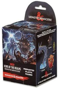 Monster Menagerie - D&D - Icons of the Realms - Booster Box