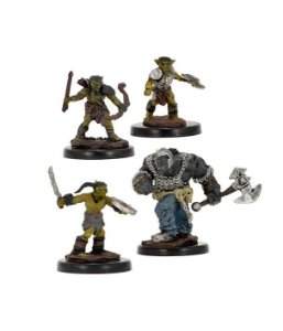 Dungeons & Dragons: Icons of the Realms – Village Raiders (Monster Pack)