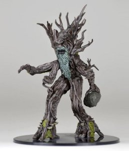 Dungeons & Dragons: Icons of the Realms – Treant Case Incentive Set 4