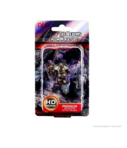 Dungeons & Dragons: Icons of the Realms – Premium Figures – Dwarf Male Fighter