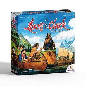 Lewis & Clark: a Expedição + Brinde: 6 Porta Recursos