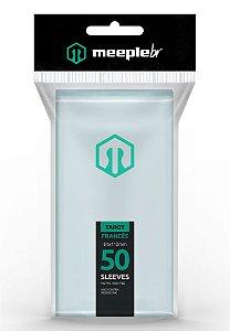 Sleeves MeepleBR Tarot Francês 61 x 112 mm