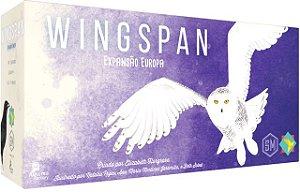 Wingspan: Europa - Expansão + 38 Recursos 3D + 40 Ninhos 3D (Pré-venda)