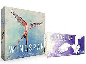 Wingspan + Expansão Europa