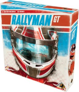 Rallyman GT + Sleeves + 1 Dashboard
