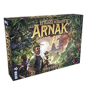 As Ruínas Perdidas de Arnak (Pré-venda)