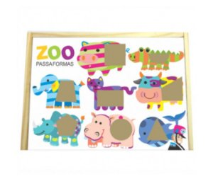 Zoo passa formas