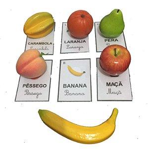 Pareamento de frutas