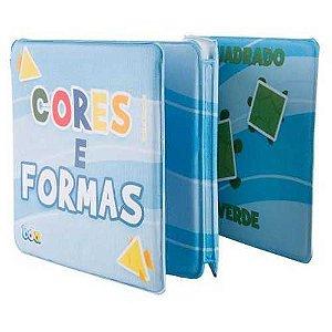 LIVRO DE BANHO - CORES E FORMAS
