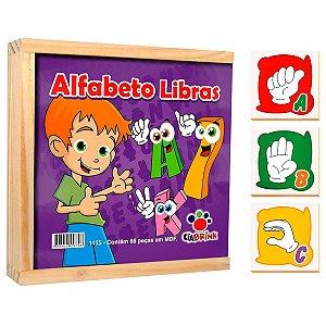 ALFABETO LIBRAS