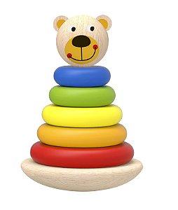 Torre de empilha - Urso
