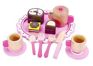 Conjunto chá da tarde