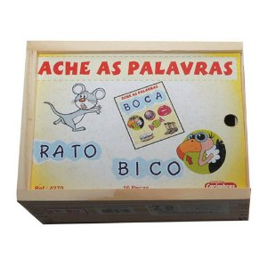 ACHE AS PALVRAS