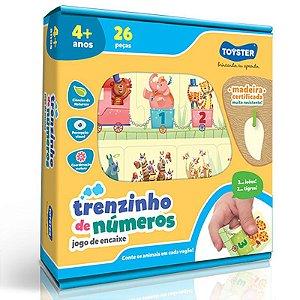 TRENZINHO DE NÚMEROS