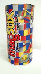 MAGSTIX - 81 PEÇAS