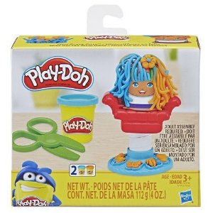 PLAY-DOH MINI CLÁSSICOS - CORTES DIVERTIDOS