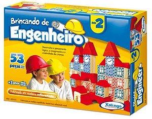 BRINCANDO DE ENGENHEIRO II