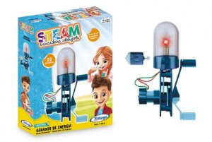 STEAM - GERADOR DE ENERGIA