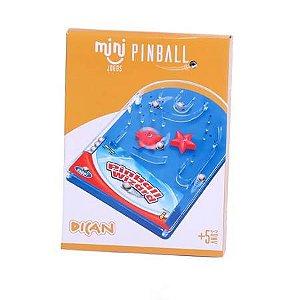 MINI JOGO - PINBALL
