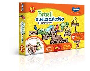 BRASIL E SEUS ESTADOS