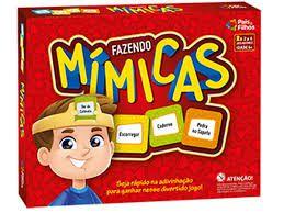 FAZENDO MIMICAS
