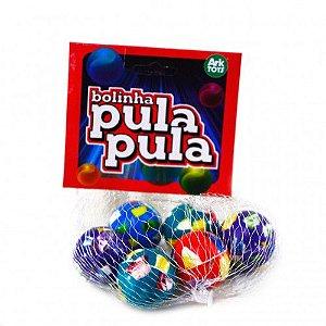 BOLINHA PULA PULA COM 6 PEÇAS