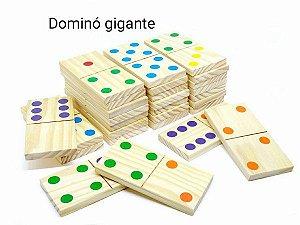 DOMINÓ GIGANTE