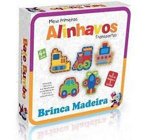 MEUS PRIMEIROS ALINHAVOS TRANSPORTES