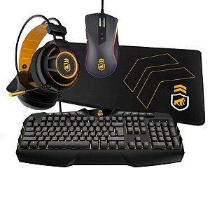 Kit Gamer Dual Shock 2 - Gorila Gamer