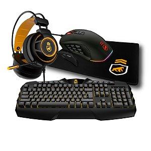 Kit Gamer Atomic 1 - Gorila Gamer