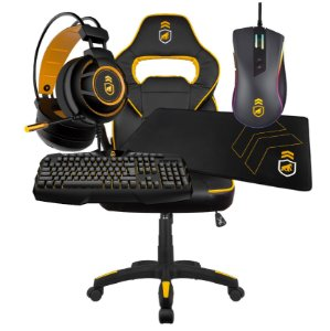 Kit Gamer Armor 2 - Gamer Gorila