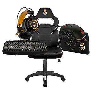 Kit Gamer Armor 4 - Gorila Gamer
