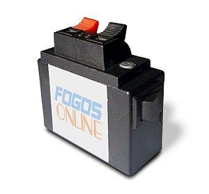 Mini Detonador Eletrônico de Fogos de Artifício