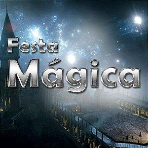 Kit Fogos de Artifício Festa Mágica