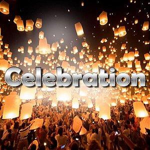 Kit Fogos de Artificio – Celebration