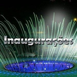 Kit Fogos de Artifício para Inaugurações