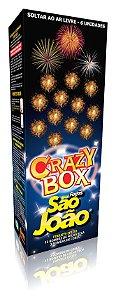 Foguete de Cor Crazy Box - São João