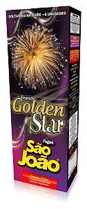 Foguete de Cor Golden Star - São João