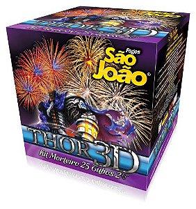 Torta Thor 3D - São João