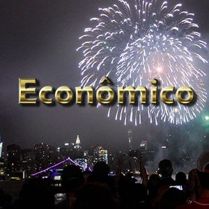 Kit Fogos de Artificio - Econômico